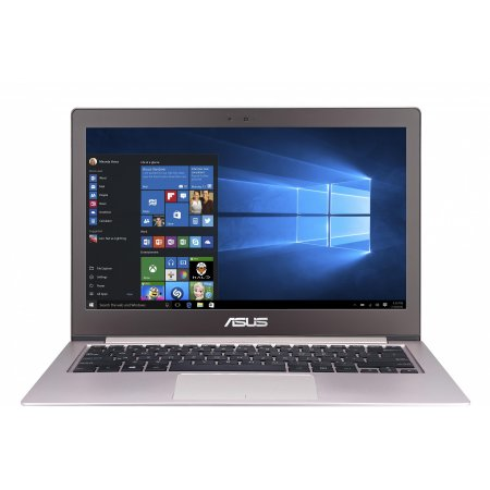 "Asus UX303UA-R4261T 13.3"", Intel Core i3, 2300МГц, 6Гб RAM, DVD нет, 500Гб, Коричневый, Wi-Fi, Windows 10, Bluetooth"