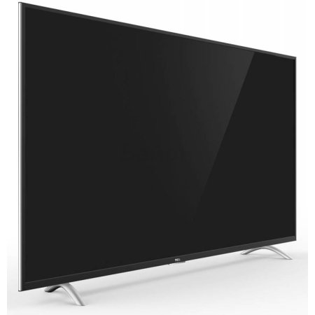 "TCL L43P1US 43"", Черный, 3840x2160, Wi-Fi, Вход HDMI"