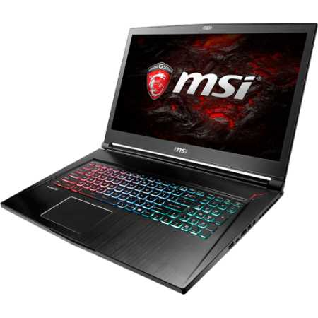 "MSI GS73VR 6RF-035RU Stealth Pro 4K 17.3"", Intel Core i7, 2600МГц, 32Гб RAM, DVD нет, 2Тб+512SSD, Черный, Wi-Fi, Windows 10, Bluetooth"