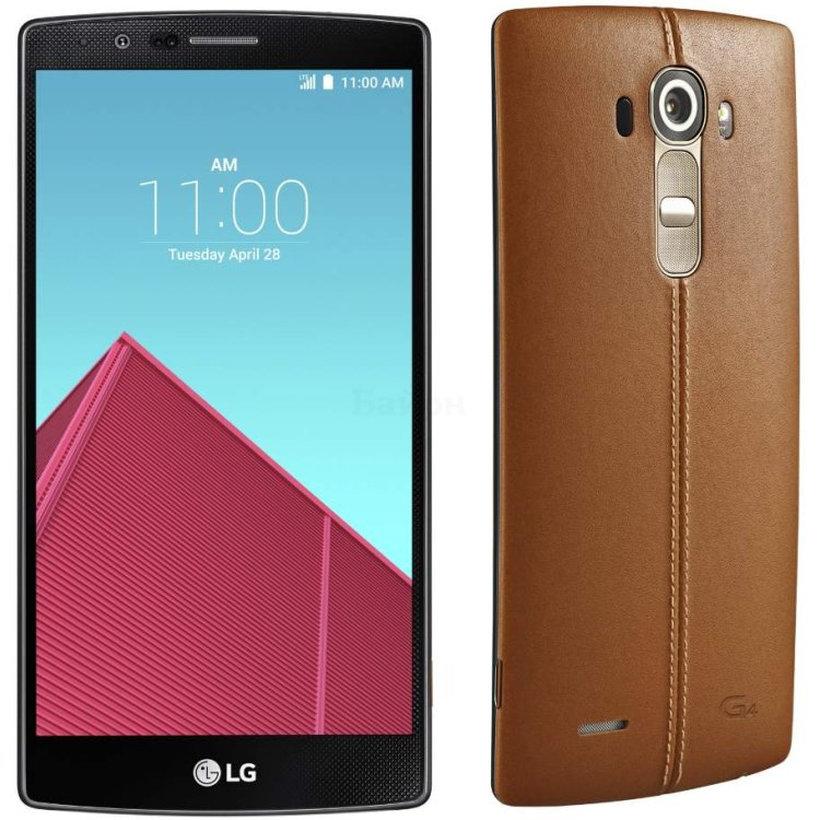 LG H818P G4 Leather Brown