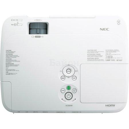 NEC M311W портативный, Белый