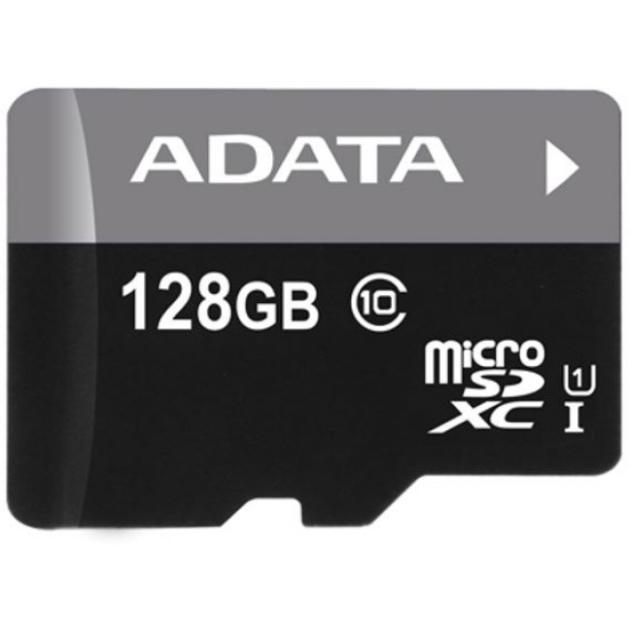 A-Data Premier UHS-I U1 microSDXC, 128Гб, Class 10