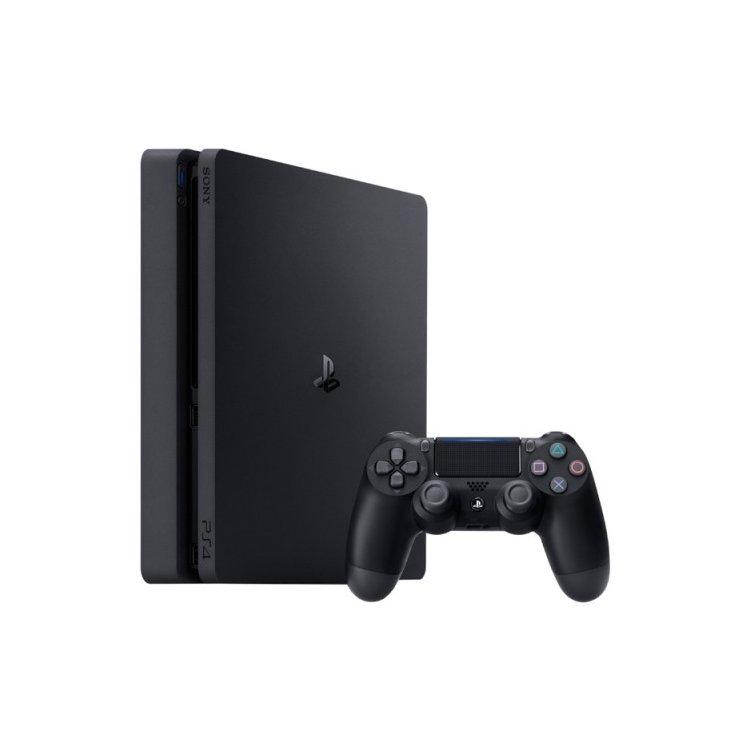 Купить Sony PlayStation 4 Slim в интернет магазине бытовой техники и электроники
