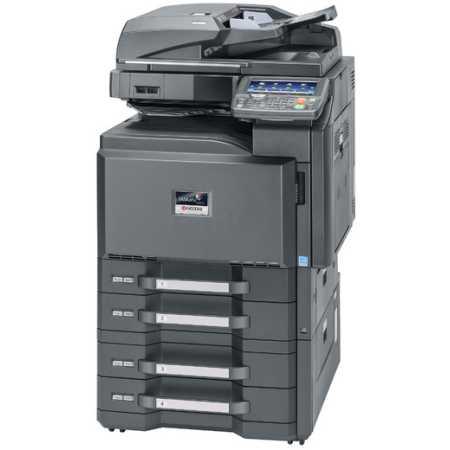 Kyocera TASKalfa 3051ci Лазерный \ светодиодный, Черный, Цветная, А3