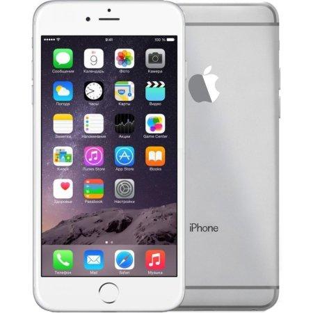 Apple iPhone 6 Plus 128 Гб, Серебристый
