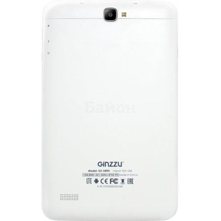 """Ginzzu GT-X890, 8"""", 8Gb, Wi-Fi+3G/LTE"""