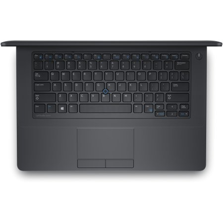 "Dell Latitude E5470-5704 14"", Intel Core i5, 2300МГц, 4Гб RAM, DVD нет, 500Гб, Windows 10, Windows 7, Черный, Wi-Fi, Bluetooth"