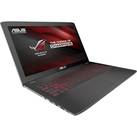 "Asus Rog GL552VW-CN479T 15.6"", Intel Core i7, 2.6МГц, 12Гб RAM, DVD-RW, 2Тб, Черный, Wi-Fi, Windows 10, Bluetooth"