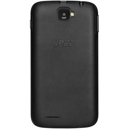 YEZZ ANDY 5EI3 Черный, 4Гб, 2 SIM, 3G 4Гб, Черный, Dual SIM, 3G