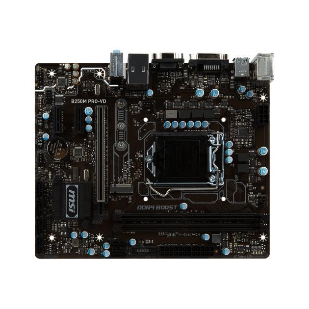 MSI B250M Pro-VD mATX