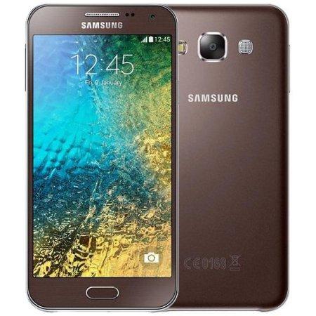 Samsung Galaxy E5 16Гб, Коричневый, Dual SIM, 3G