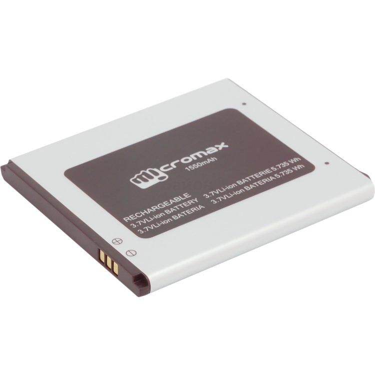 Купить Аккумуляторная батарея для модели Micromax Q401 в интернет магазине бытовой техники и электроники