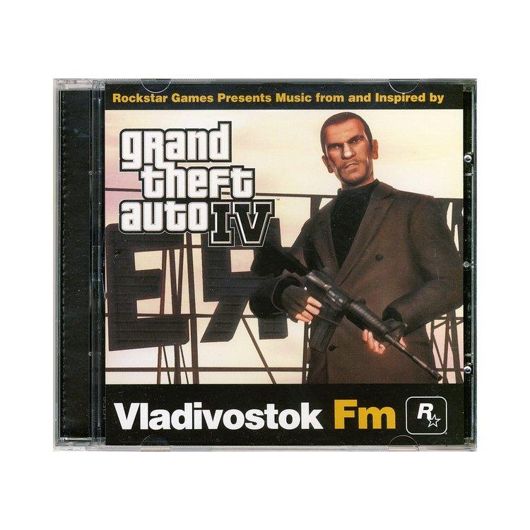 Купить Grand Theft Auto IV-Владивосток FM. Официальный саундтрек игры в интернет магазине бытовой техники и электроники