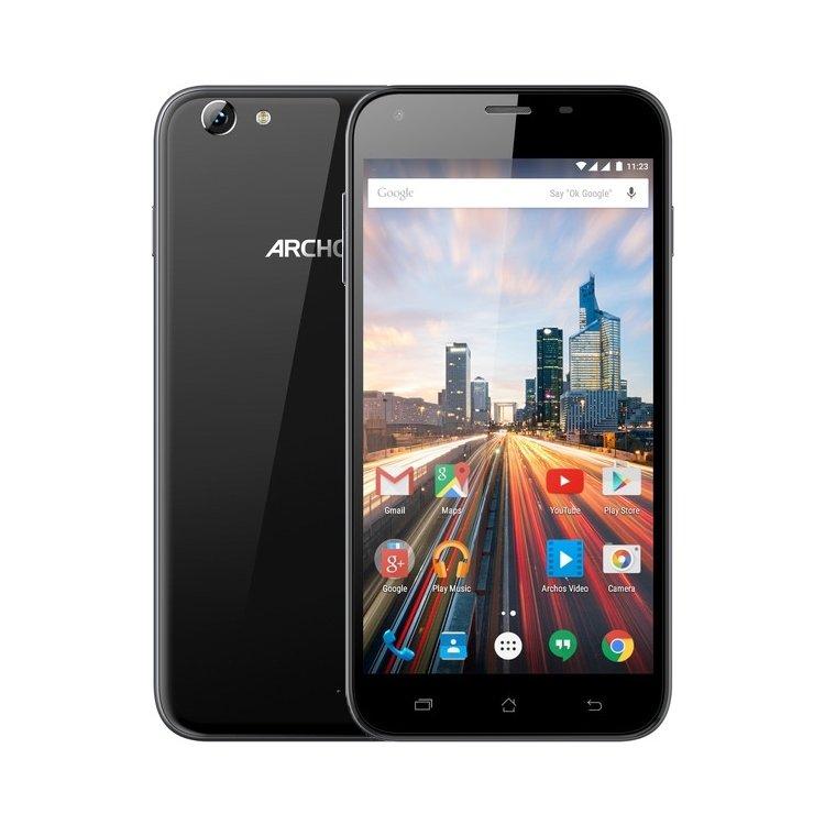 Archos 55 Helium Plus, 4G LTE, 3G