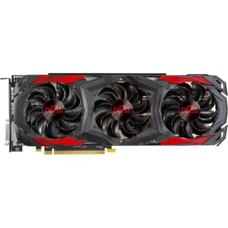 PowerColor Radeon AXRX 480 8GBD5-3DH/OC 8192Mb 256bit GDDR5 1330/8000
