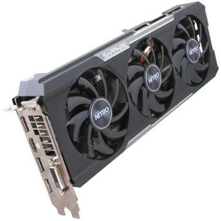 Sapphire Nitro Radeon R9 390X 8190Мб