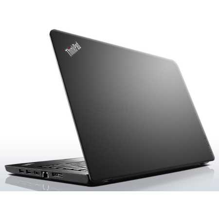 "Lenovo ThinkPad Edge E460 20ETS00700 14"", Intel Core i5, 2300МГц, 4Гб RAM, DVD нет, 520Гб, DOS, Черный, Wi-Fi, Bluetooth"