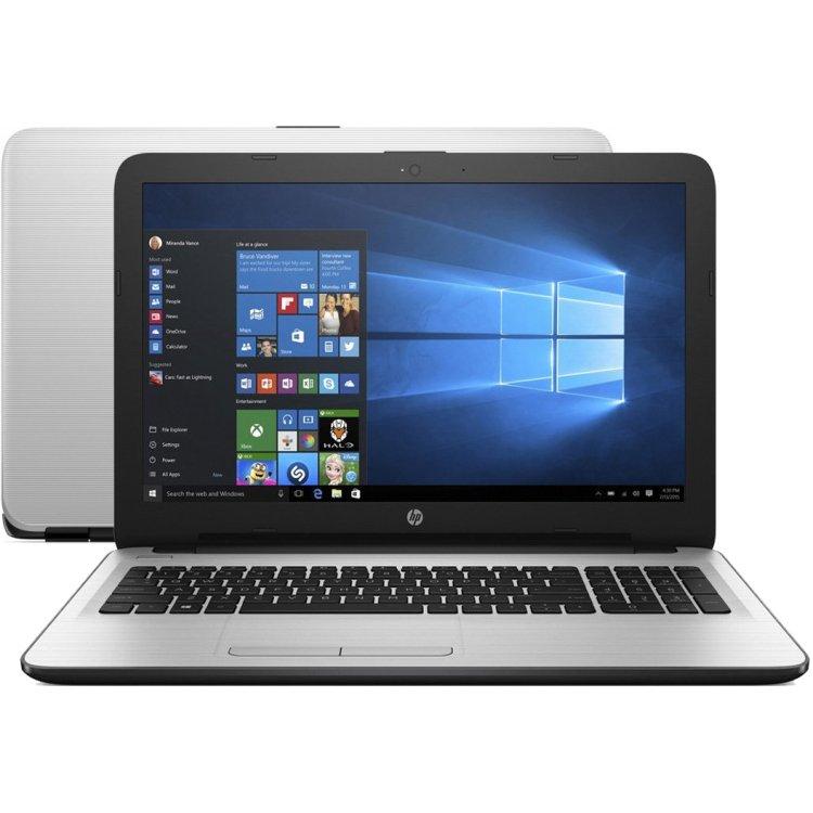"HP 15-ba502ur 15.6"", AMD E, 4Гб RAM, DVD нет, 500Гб, Бело-, Wi-Fi, Windows 10, Bluetooth"