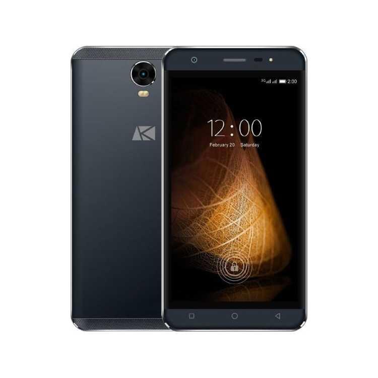 ARK Benefit M506 8Гб, Серебристый, Dual SIM, 3G