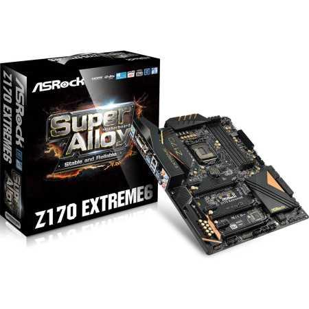 ASRock Z170 Extreme 6