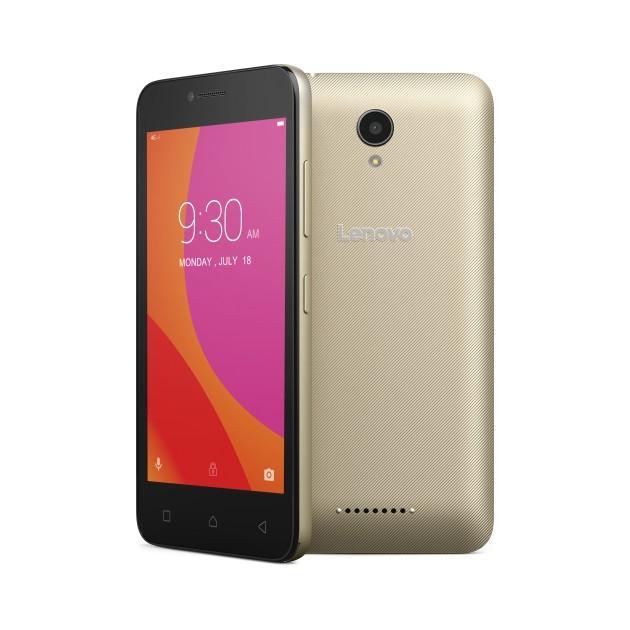 Lenovo Vibe B A2016A40 8Гб, Золотой, Dual SIM, 4G (LTE), 3G