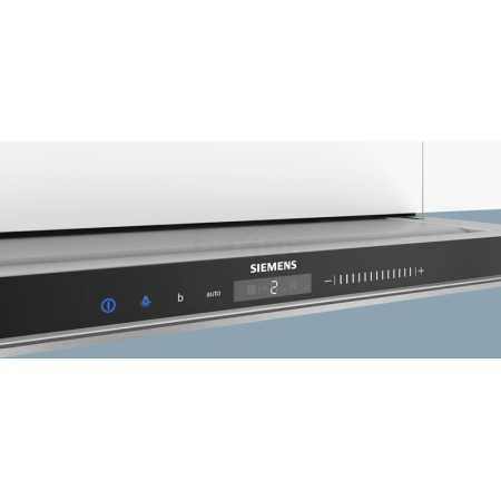 Siemens LI67SA680 Серебристый, 59.8см, Встраиваемая, 700куб.м/ч