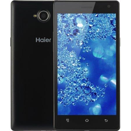 Haier W861 8Гб, Черный, Dual SIM, 3G