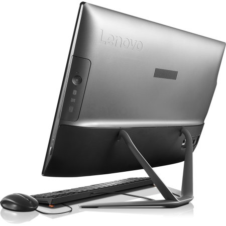 Lenovo AIO 300 нет, Черный, 6Гб, 1000Гб