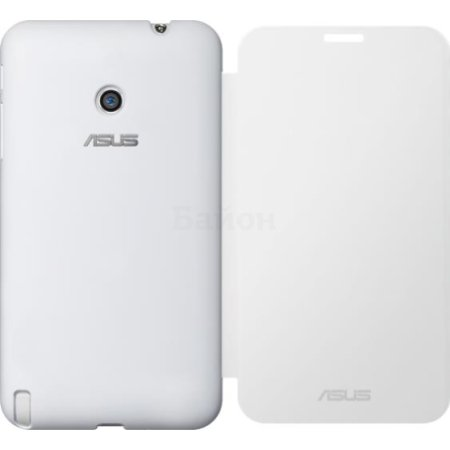 Asus ME560 чехол-книжка, поликарбонат, Белый