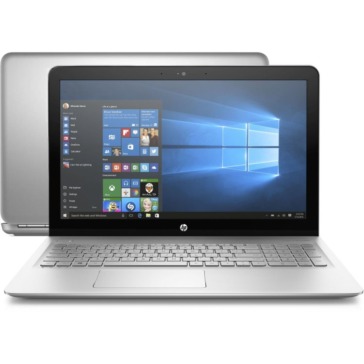 "HP Envy 15-as101ur 15.6"", Intel Core i7, 2700МГц, 12Гб RAM, DVD нет, 1Тб, Wi-Fi, Windows 10 Домашняя, Bluetooth"