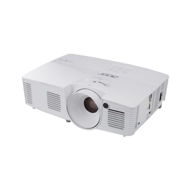 Acer X137WH портативный, Белый