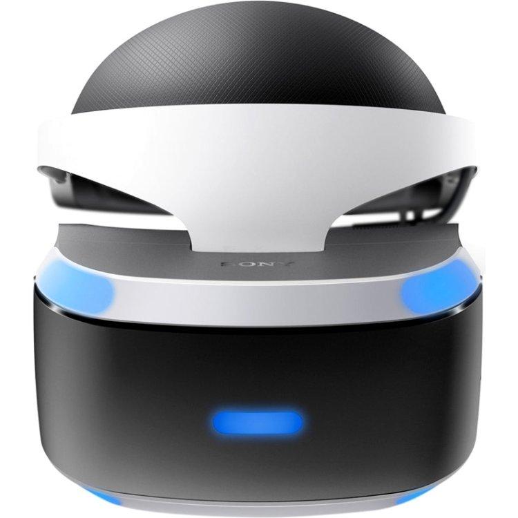 Купить Sony PlayStation VR для PS4 в интернет магазине бытовой техники и электроники
