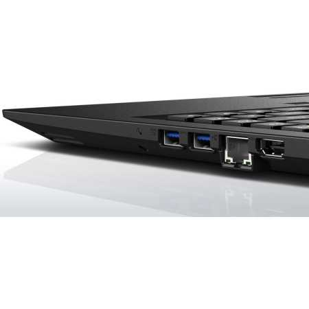 "Lenovo E31-70 80KX0195RK 13.3"", Intel Core i5, 2.2МГц, 4Гб RAM, DVD нет, 500Гб, Черный, Wi-Fi, Windows 7, Bluetooth"