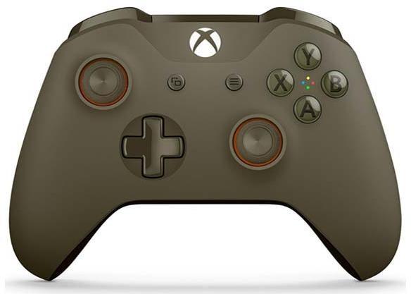 Microsoft Xbox One Wireless Controller Зеленый отзывы, цена
