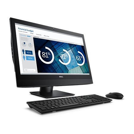 Dell Optiplex 7440 черный