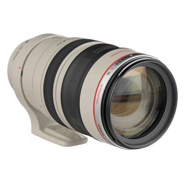 Canon EF 100-400mm 4.5-5.6L IS II USM Телеобъектив, Canon EF
