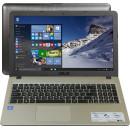 "15.6"", Intel Pentium, 1600МГц, 2Гб RAM, DVD-RW, 500Гб, Черный, Wi-Fi, Windows 10, Bluetooth"