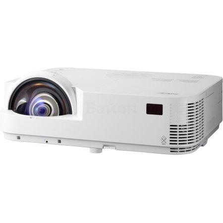 NEC M333XS портативный, Белый портативный, Белый