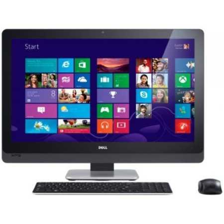 Dell XPS One 2720 Черный, 8Гб, 1064Гб, Intel Core i5