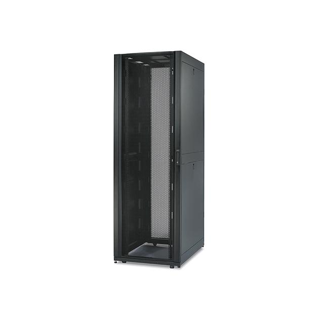 APC by Schneider Electric NetShelter SX 48U 750mm x 1070mm Enclosure with Sides Black