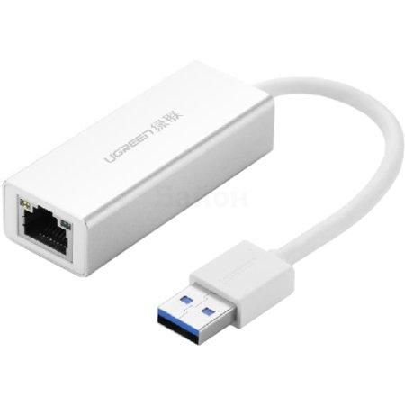 UGreen UG-20255 0.1м, USB-A, Белый
