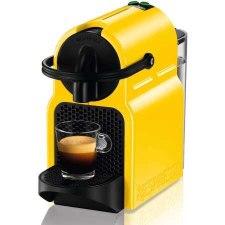 Delonghi Nespresso EN 80.YE Желтый, капсулы, 0.8л, 1260Вт