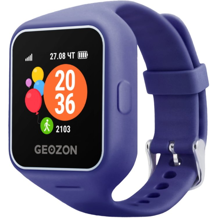 Geozon Life dark blue