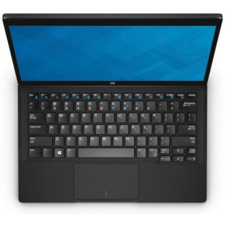 "Dell XPS 12 Ultrabook 12.5"", Intel Core M5, 1100МГц, 8Гб RAM, 128Гб, Черный, Wi-Fi, Windows 10 64, Bluetooth"