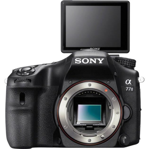 Sony Alpha ILCA-77M2 Kit Черный, 24.3