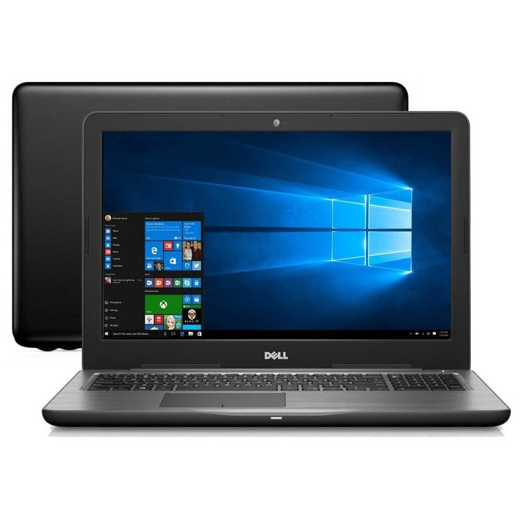 "DELL INSPIRON 5567 Intel Core i5 7200U 2500 MHz/15.6""/1920x1080/8Gb/256Gb SSD/DVD-RW/AMD Radeon R7 M445/Wi-Fi/Bluetooth/Windows 10 Home"