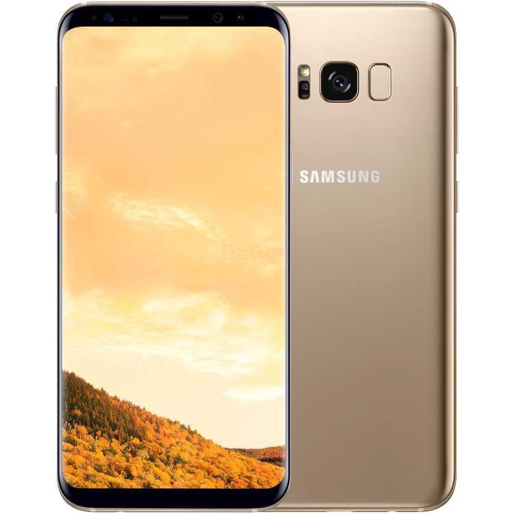 Samsung Galaxy S8 Plus Золотой