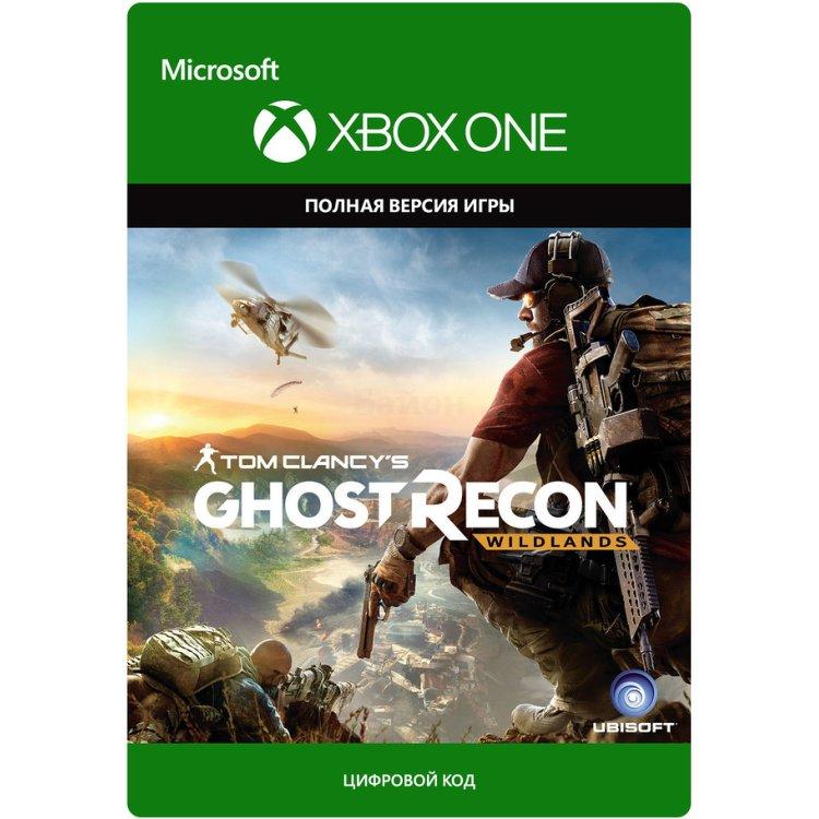 Tom Clancy's Ghost Recon: Wildlands Xbox One, электронный ключ