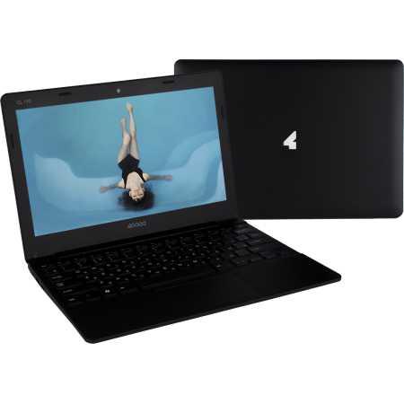 "4Good CL110 11.6"", Intel Atom, 1860МГц, 2Гб RAM, DVD нет, 32Гб, Черный, Wi-Fi, Windows 10, Bluetooth"