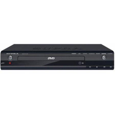 SUPRA DVS-013X Черный, DVD